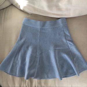 Club Monaco high waisted skirt